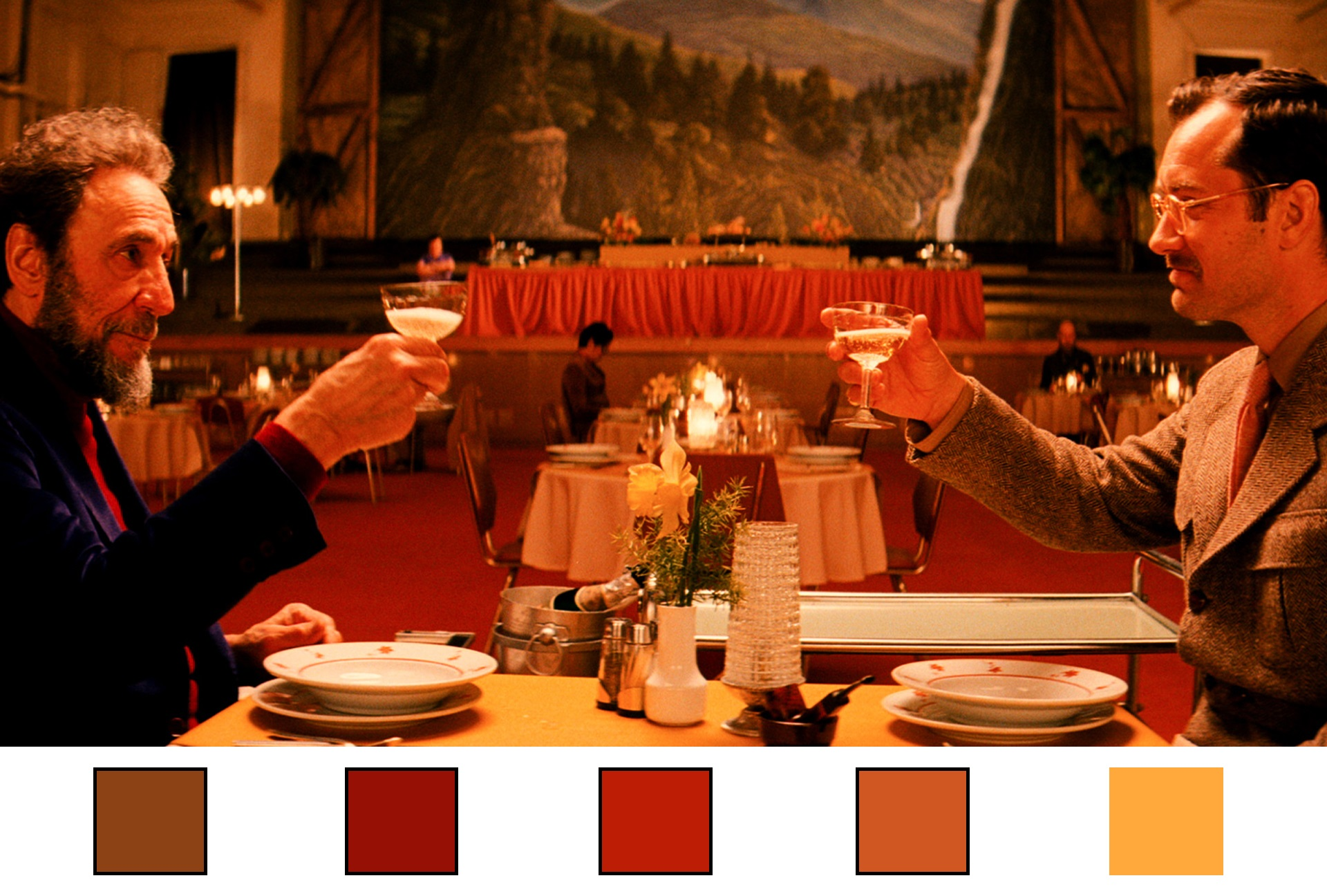 wes anderson grand budapest hotel ralph fiennes jude law cinema